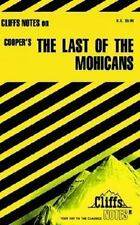 The Last of the Mohicans (Cliffs Notes) Roundtree, Thomas J. Paperback
