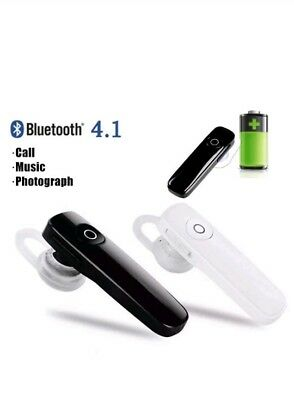 Mini Bluetooth 4.1 Wireless Headset Earbud Headphone Earphone For iPhone Samsung