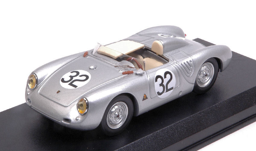 Porsche 550 Rs  32 5th Lm 1958 C. Godin De Beaufort   H. Linge 1 43 Model