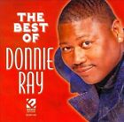 The Best of Donnie Ray by Donnie Ray (R&B) (CD, 2013, Ecko Records)