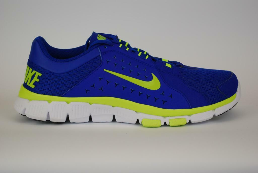 Nike Flex Supreme Tr bleu Hommes Trainers Chaussures Sizes:UK- 7.5_9.5