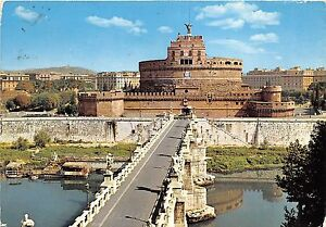 B47590-Roma-Castle-of-the-Holy-Angel-italy