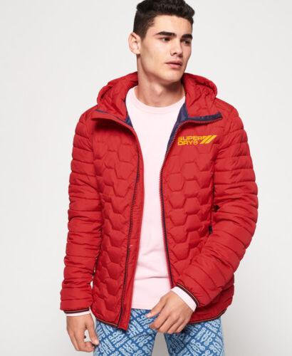 Superdry Hex Mix Down Jacket