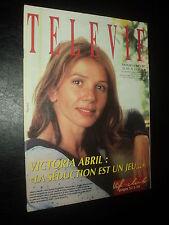TELEVIF 1997/04 (24/1/97) VICTORIA ABRIL KATE JACKSON ABBA DECHAVANNE REALI