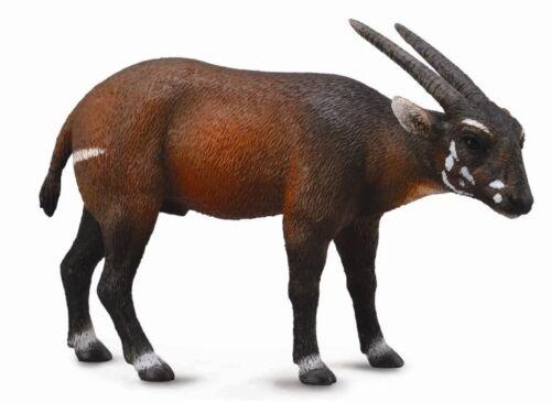 Saola Vu-Quang-Antilope 9 cm Wildtiere Collecta 88640