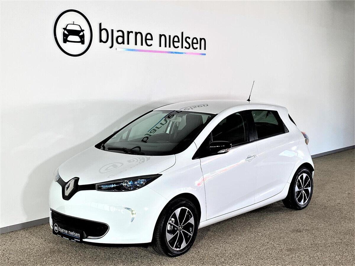 Renault Zoe  Intens 5d - 154.800 kr.