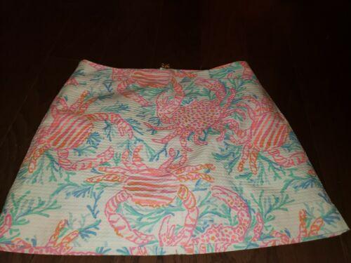 Lilly Pulitzer Marigold Skort dress skort Resort W