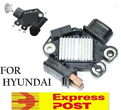 Left Genuine Hyundai 69140-39510 Complete Combination Lamp Housing Panel