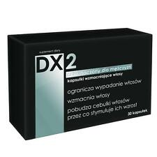 DX2 DIETARY SUPPLEMENT 30 CAPS. HAIR GROWTH LOSS TREATMENT
