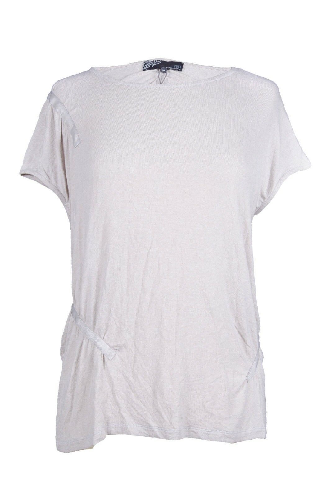 Nü By Staff Sweatshirt Blouse Style  35559-53 G M NEW