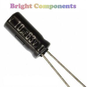25x Electrolytic Capacitor (1uF 2.2uF 4.7uF 10uF 22uF 47uF 100uF 220uF 470uF)