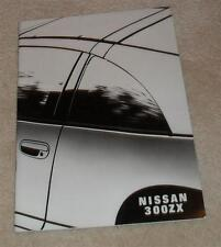 Nissan 300ZX Brochure - 300 ZX Turbo Sports Coupe 1990