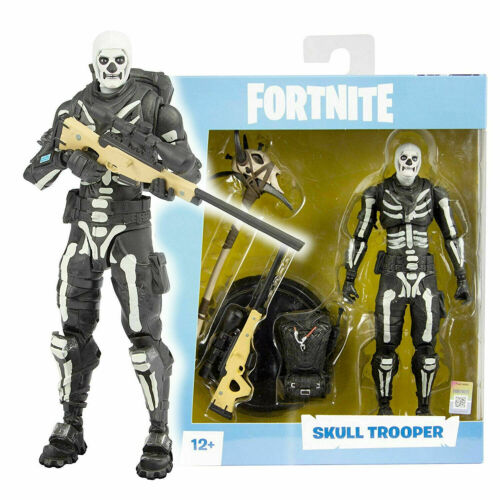 Fortnite Skull Trooper 7 Inch Premium Action Figure New COLLECTABLE GIFT IDEA