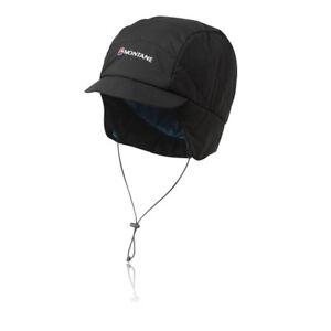 ... Montane-Unisex-Featherlite-Montagna-Cappello-Copricapo-Nero dcd565e7f70a