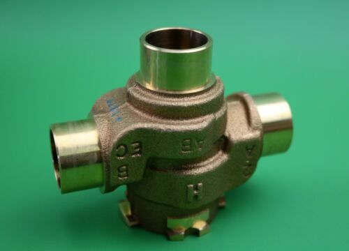 "Honeywell vczml 7800//U 3-Way 3//4 /""Sweat VC Valve"