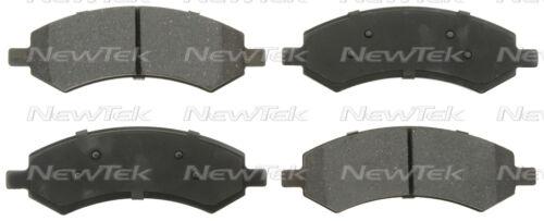 PCD1084 FRONT Premium Ceramic Brake Pads Fits 2011-2013 Ram 1500