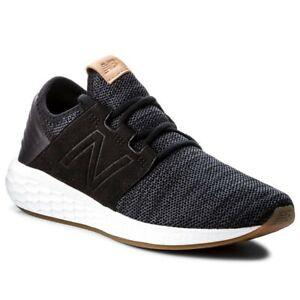 NEW-BALANCE-FRESH-FOAM-CRUZ-Scarpe-Running-Donna-Neutral-BLACK-WCRUZKB2
