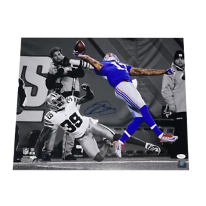 Odell-Beckham-Jr-New-York-Giants-Football-Autographed-034-The-Catch-034-16-x-20-Photo