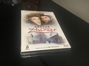 Doctor-Zhivago-DVD-Keira-Knightley-Hans-Matehson-Sam-Neil-2-DVD-Sigillata-Nuovo