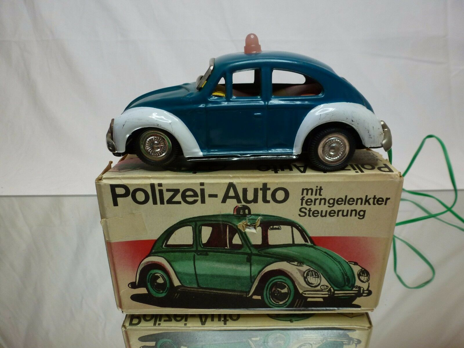 articoli promozionali JAPAN TIN giocattolo BLECH VW VW VW VOLKSWAGEN BEETLE - POLIZEI polizia - RC - GOOD IN scatola  ordina ora con grande sconto e consegna gratuita