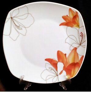 Tabletops Gallery Lily Dinnerware, Porcelain Dinner Plates, Dinnerware, China