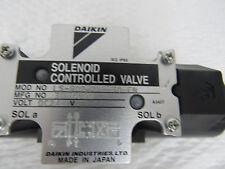 DAIKIN SOLENOID CONTROLLED VALAVE  LS-G02-2NP-30-EN