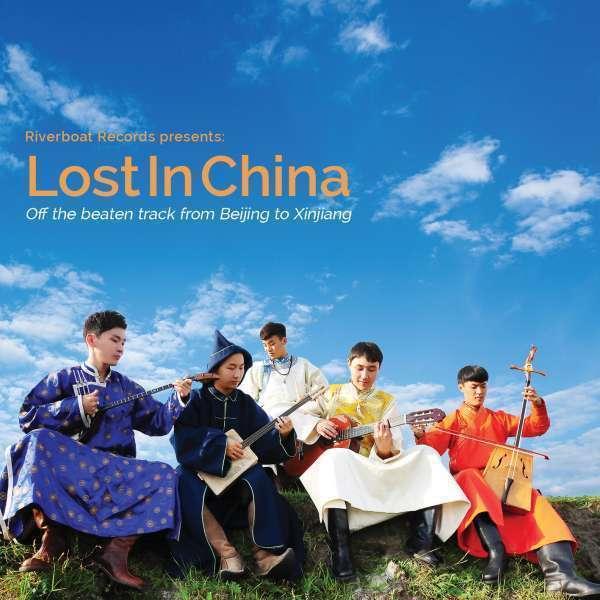 Varios - Lost IN China Nuevo CD