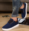 New-Men-039-s-Fashion-Sneakers-Casual-Canvas-Elevator-Height-Increasing-Shoes-Lit01 thumbnail 4