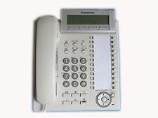 Panasonic Systemtelefon Telefon KX-DT333 DT333NE-B in weiss neuwertig  #70