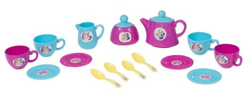 My Little Pony Tea set ensemble 17 Pièces NEUF