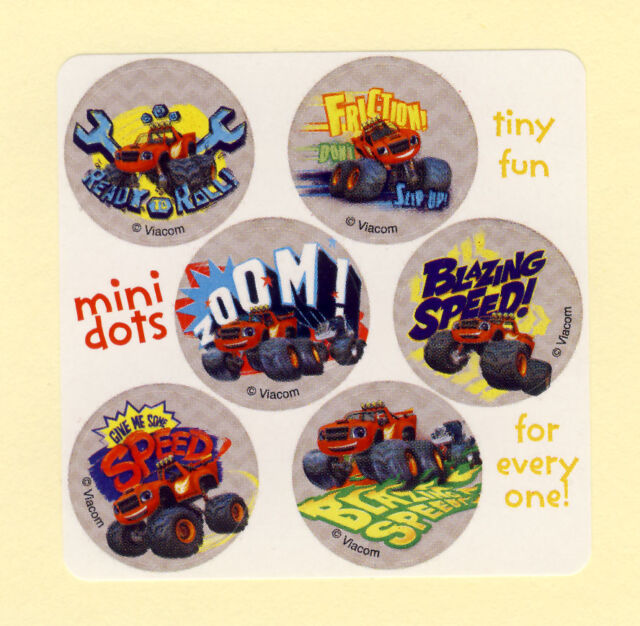 Rewards 60 Dora the Explorer Mini Dot Stickers Party Favors