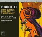 Penderecki: String Quartets; String Trio; Clarinet Quartet (CD, Apr-2011, Dux Records)