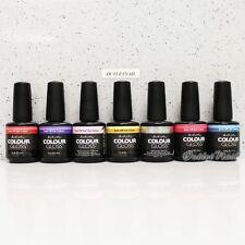 Artistic Nail Design Colour Gloss SET OF 7 ACG Colors Gel Lot Kit 0.5 oz