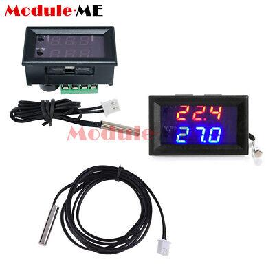 50-110°C W1209WK Digital thermostat Temperature Control Smart Sensor New DC12V