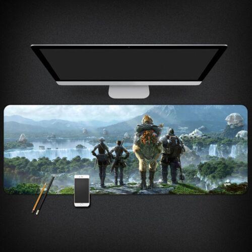 Hot Gaming Final Fantasy Large Mouse Pad Mats Table Mat 30*80 cm Big Size