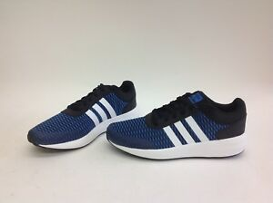 Mens ADIDAS Climachill Rocket Running Blue Shoes Boost Midsole S74464 NEW