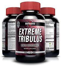 Pure Bulgarian Tribulus Terrestris Supplement 95% Steroidal Saponins - 80% Pr...