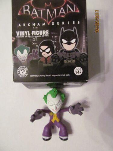 JOKER ~Mystery Minis FUNKO~NEW~Loose Batman Arkham Series Vinyl Figures