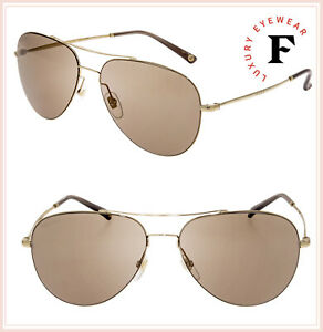 0389fc0f6a0 Image is loading GUCCI-Aviator-0500-GG2245S-Peach-Gold-Mirrored-Sunglasses-