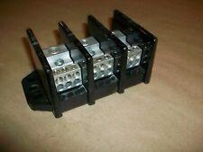 Marathon Power Distribution Block 1403401 6 Taps Pole Load Side