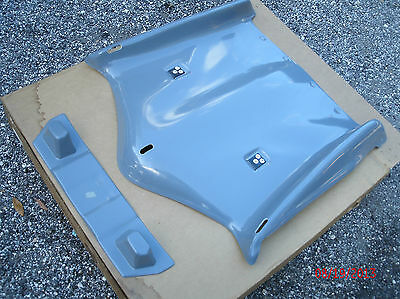 Corvette C4 Greenwood C4R Ground Effects Parts ZR1, Pace Car...1991-96  Chevy