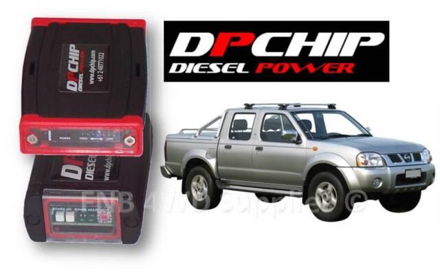 DP Chip Diesel Chip suit Nissan Navara D22 3.0L T/Diesel ZD30 (2001 - 2007) DP34
