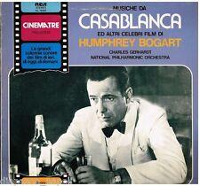 Charles Gerhardt: Casablanca Ed altri Celebri Film Di Humphrey Bogart - LP Vinyl