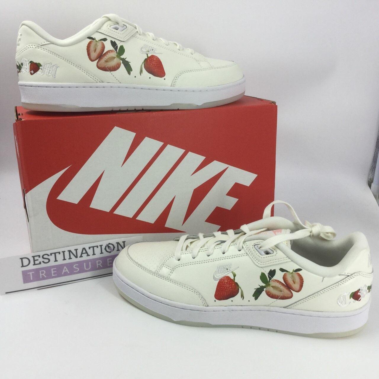 Nike Grandstand II Pinnacle Sneakers Strawberries & Cream Mens 11 12 Tennis