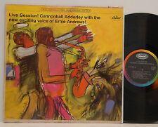 Cannonball Adderley & Ernie Andrews      Live Session!     USA      NM # 56