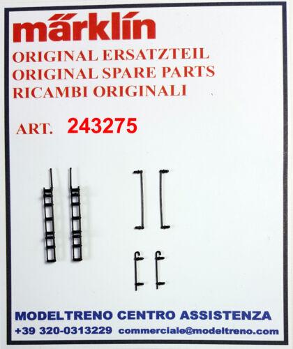 STECKTEILE TENDER 39030 39550 39552 MARKLIN 243275 SCALETTE CORRIMANI TENDER