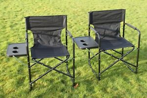 SET-OF-2-Folding-Directors-Chairs-Complete-With-Side-Table