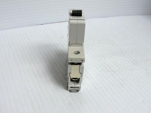 USED ABB CIRCUIT BREAKER S221 K6A S221K6A 6 AMP A 6A 1 POLE 1P 400//690V