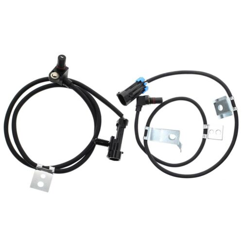 2 Front ABS Wheel Speed Sensor for Chevy Silverado Avalanche Cadillac Escalade