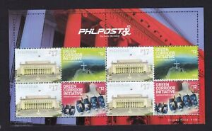 2021 Philippines Jose Rizal resting place in Laguna Generic sheet mint NH